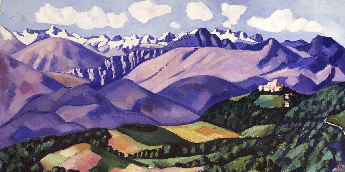 «Τα βουνά είναι πάντα μοβ» της Τούλας Ρεπαπή
